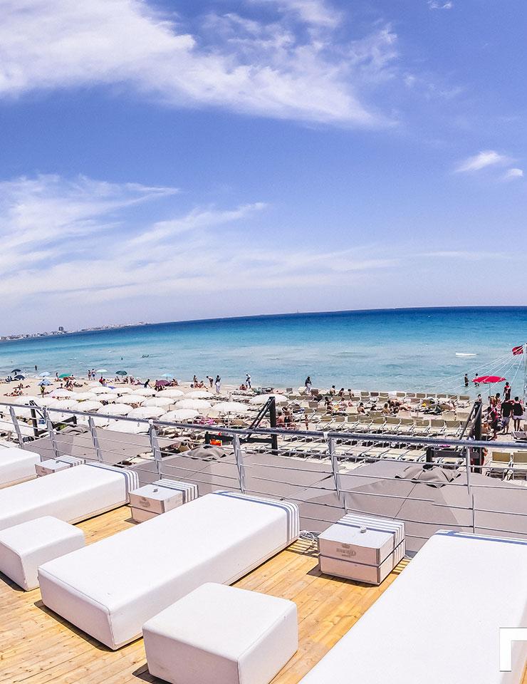 Matrimonio Spiaggia Gallipoli : Lidi gallipoli matrimonio in spiaggia dj set e happy hour